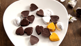 Homemade Chocolates - Recipe By Archana In Marathi - Easy And Quick Sweet  Dessert For Kids
