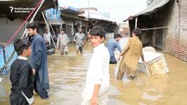 Streets, Offices, Shops Flooded in Northern Pakistan