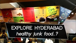 Explore Hyderabad-Fast Casual Food At Indiblaze