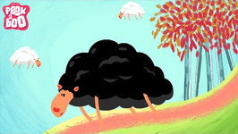 Baa Baa Black Sheep  Nursery Rhymes For Kids  Popular English Rhymes  Peekaboo