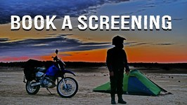 Book your own screening of our Motorcycle Film - East Coast Oz Tour