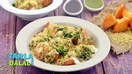 Idli Chaat-South Indian Snack