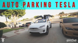 Tesla Summons Feature Model X And Trunk Accessories