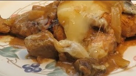 French Onion Soup Chicken On The Grill