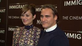 Joaquin Phoenix and Rooney Mara seem to confirm relationship rumours