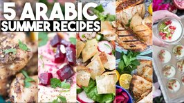 5 Arabic Recipes For The Summer