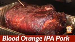 Blood Orange IPA Pulled Pork