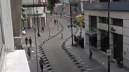 Caracas Streets Empty as Citizens Stage Anti-Government Strike