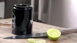 How to Sharpen a Knife on a Mug