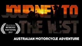 Motorcycle Adventure Australia - Journey to the West Trailer
