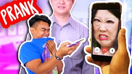 Prank Calling People But We Can't Hear Them - Guava Juice