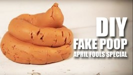DIY Fake Poop  April Fools Day Special