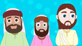 Episode-44-The Rich Young Man  Bible Stories for Kids