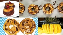 Quick Pineapple Or Apple Rings Cookies - Cakes And Pancakes