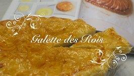 Galette Des Rois / Pastel De Reyes / Receta Para El Dia De Reyes