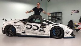 Why my Supercharged Lamborghini is the best Supercar money can buy