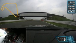 VBOX - World first gaming controller operated Nissan GT R achieves 130 mph run around Silverstone