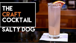 How To Make The Salty Dog / Easy Gin Cocktails
