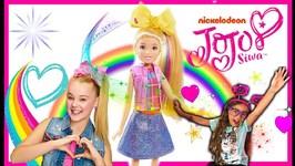 JoJo Siwa Boomerang Singing Doll Singing Jojo Siwa Doll Review