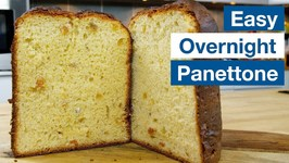How To Make Overnight Panettone