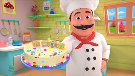 Pat A Cake - Nursery Rhymes Songs for Kids - Music for Children