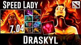 Draskyl Lina - Fast Lady-  Dota 2