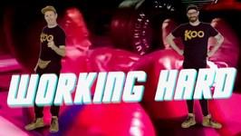 Working Hard (Dance-A-Long)