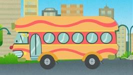 Wheels On The Bus - Popular Rhymes