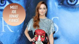 5 things to know about Joe Jonas' fiancé, Sophie Turner