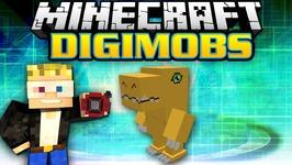 Minecraft Modded Survival - Digimobs Modded Adventures - Revenge 11