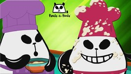 So You Think You Can Bake - Panda A Panda Video - Kids Cartoons Show