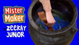 The Colour Blue - Arty History - Mister Maker