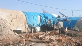 Deadly Shelling Hits Displaced-Persons Camp on Turkish-Syrian Border