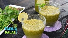 Minty Jaljeera Recipe - Phudina Jaljeera Paani