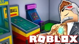 Making My Own Arcade In Roblox