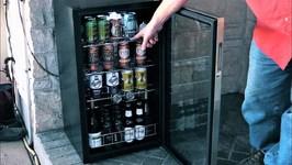 NewAir AB-1200 Refrigerator Review - Best Mini-Fridge For A ManCave