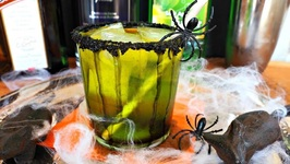 Halloween Recipe-Witches Brew Cocktail