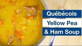 Habitant Québécois Yellow Pea Soup