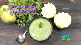 Guava Chutney - Amrood Chutney - Spicy Peru Chutney