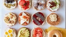 Bagels 8 Ways - Easy Breakfast Recipes
