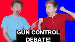 Gun Control Debate - Both Sides 2018