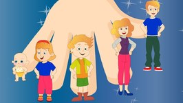 Finger Family - Nursery Rhymes - Cartoons For Toddlers - New Videos For Children