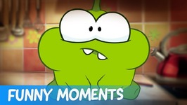 Om Nom Stories - Funny Moments 2 -Cut the Rope