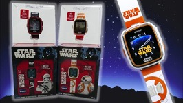 Star Wars BB-8 and Stormtrooper Smartwatch By Vtech