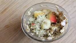 How To Make Vegan Overnight Oats