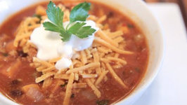 Chipotle Turkey Chili - Rule Of Yum Recipe
