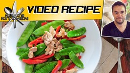 How To Make Chicken Stir Fry