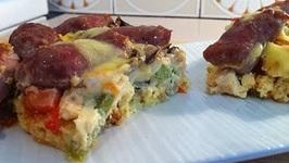Sausage And Egg Bake