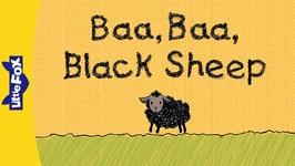 Baa, Baa, Black Sheep - Nursery Rhymes - Animated Songs for Kids