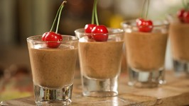 Dates And Chocolate Mousse - Eid Special - Delicious Dessert